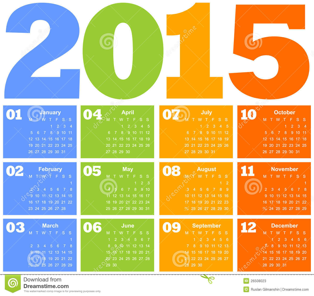 http://www.dreamstime.com/stock-photos-calendar-year-2015-image26508023