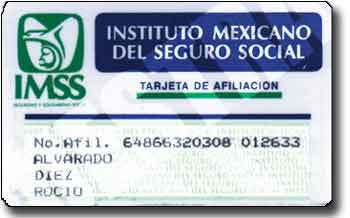 Afiliados IMSS