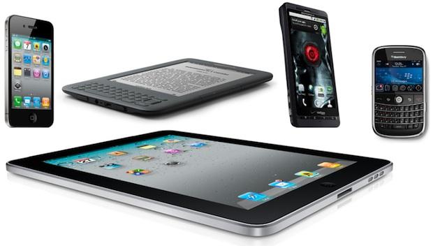 celulares, smartphone y computadoras
