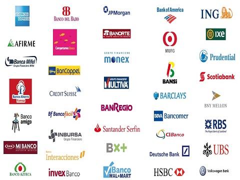 Bancos de Mexico