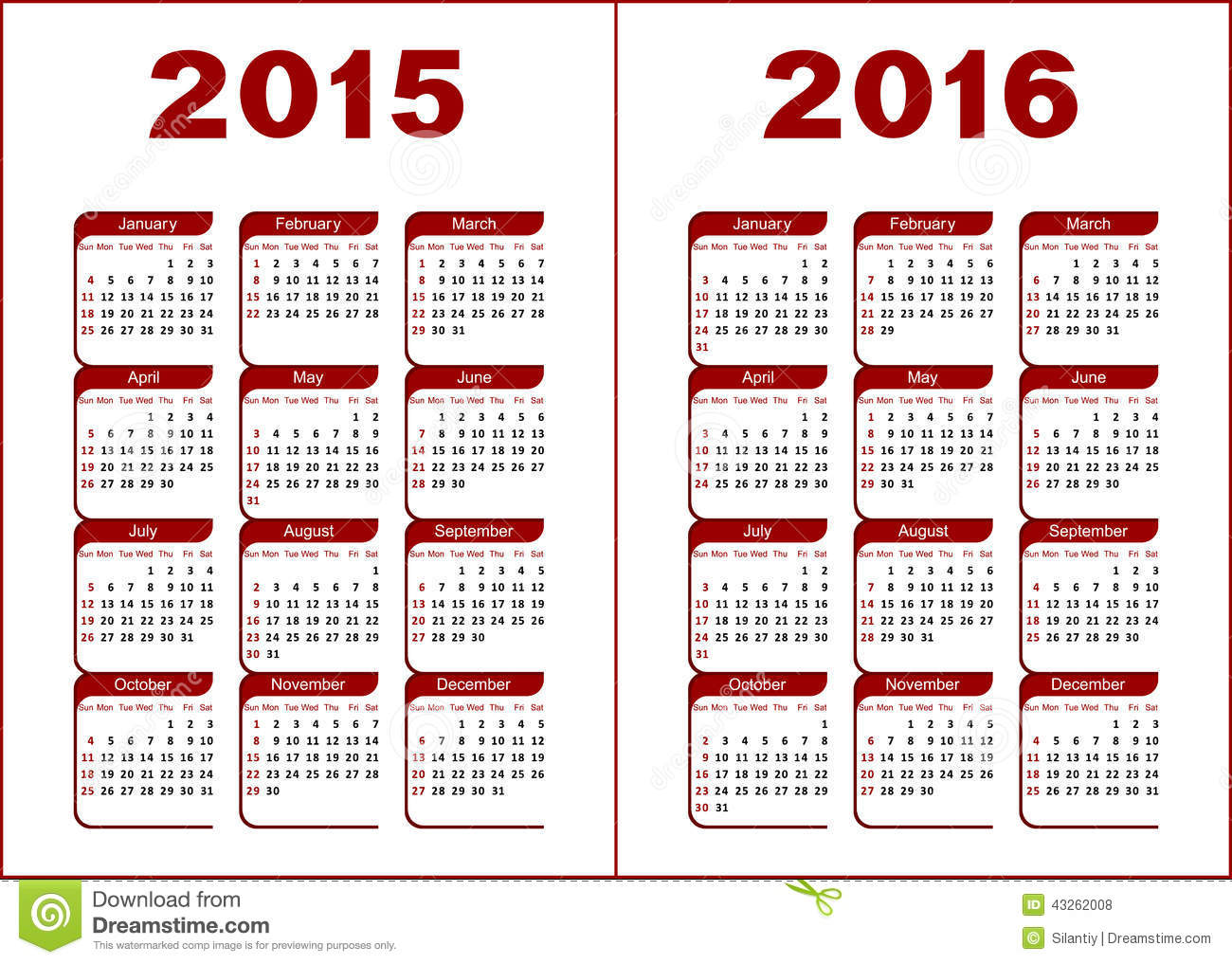 http://www.dreamstime.com/royalty-free-stock-photos-calendar-red-black-letters-figures-white-background-image43262008